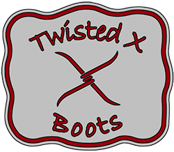 Logo Twisted X Boots